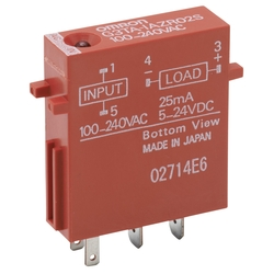 I/O Solid State Relay, G3TA (OMRON)