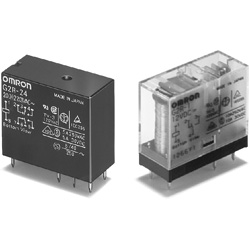 Power relay G2R (OMRON)