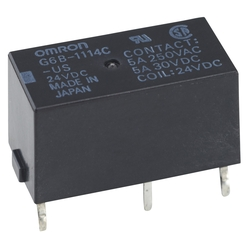 Power relay G6B (OMRON)