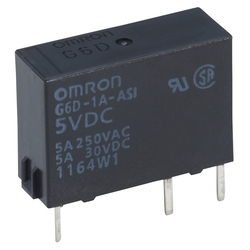 Power relay G6D (OMRON)