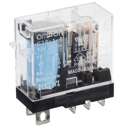 Mini Power Relay, Plug-in Terminal Type G2R-□-S