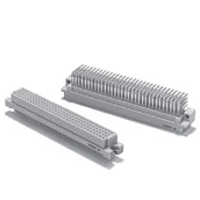DIN Connector (4-Row, 128-Contact Type) - XC5 (Multi-Contact)