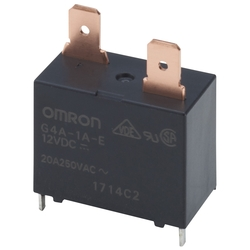 Power relay G4A (OMRON)