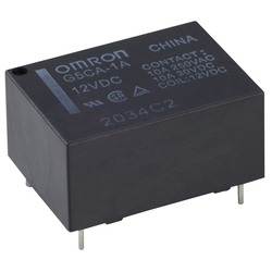 Power relay G5CA (OMRON)