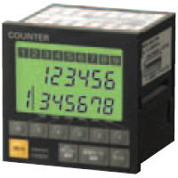 Multi counter/timer (DIN72×72) H8BM-R (OMRON)