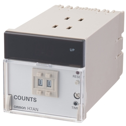 Electron Counter (DIN72 × 72) - H7AN (OMRON)