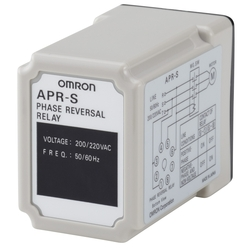 Reverse Rotation Stop Relay APR-S (OMRON)