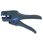 Cable Cutter and Wire Stripping Tool with Automatic Adjustment Functionality (Pressmaster)