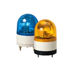Small Rotating Lamp RH