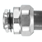 Connector for Knockout Use (Cap Nut-Type)