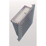 Jet-Flow Proof Ventilation Gallery (for dealing with salt damage) IP55 (Shinohara Electric)
