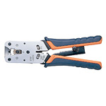 Crimping tool (with ratchet)