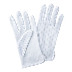 Antistatic Gloves (with Slip Stopper)