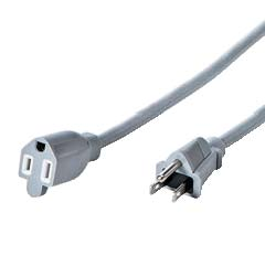 Power Extension Cord (3P)