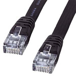 CAT5e UTP (strand wire) flat LAN cable