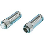 Small Connector - Water-Resistant, Screw-Lock, RO4 Series (Tajimi Electronics)