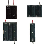SN, BH, MP Type Battery Holder with Lead Wire