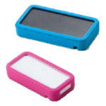 CSS Type Plastic Case with Silicon Cover