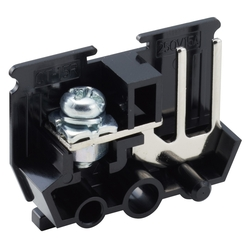 Terminal Block Compatible with Both Rail and Direct Mounting, CT Series