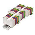 Rail-Compatible Terminal Block VTZ Series