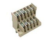 Terminal Block for Boxes, KTW Series