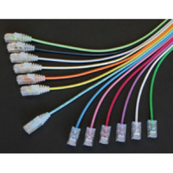 Small Diameter Patch Cable (Cat5e twisted cable, Panduit plug included)