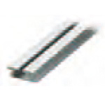 Aluminum Rail for Snap-in Terminal Block