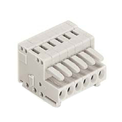 Spring Type Connector, 734 Series, 3.5 mm Pitch, Female