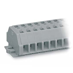 Compact Terminal Block / Screw or Snap-in / 261 Series