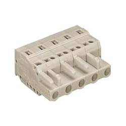 Spring Type Connector, Mismatch Prevention Type, 721 Series, 7.5 mm Pitch, Female