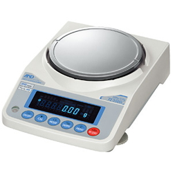 FZ-iR Series Scale With Validation And Built-In Weight For Calibration