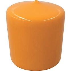 Single Pipe Cap Orange Cap
