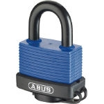 Cylinder Padlock with Resin Cover (Stainless Steel Tools)