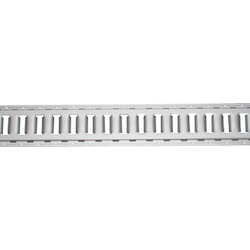 Truck Rails (Aluminum) with Drain Hole