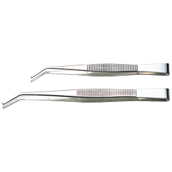 Curved-Tip Tweezers