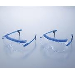 JIS Safety Glasses Single Lens Type - Fit Glasses / Over Glasses