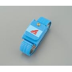 Wrist Strap Cordless Type, Band Material: Stainless Steel