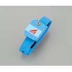 Wrist Strap Cordless Type, Band Material: Silicone Rubber