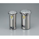 Stainless Steel Pressurized Container Capacity 1.3–3.4 L