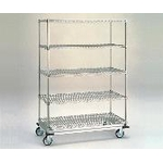 Casters for Erector Shelf