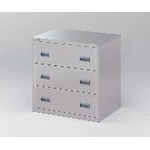 Stainless Steel Chemical Storage Cabinet 690x520x700