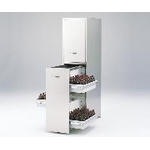 Anti-Seismic Stainless Steel Chemical Cabinet