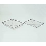 Stainless Steel Square Net Vat
