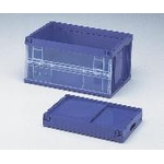 Hook and Loop Fastener Container