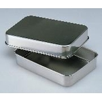 Stainless Steel Vat with Lid