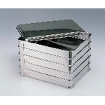Stackable Stainless Steel Tray