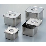 Stainless Steel Square Pot