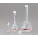 EM Euro PMP Volumetric Flask with Cap Capacity 10 ml Up 1000 ml