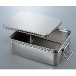 Stainless Steel Vat with Handle