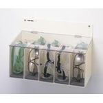 Glasses Rack, for Goggles, 5 or 10 Compartments